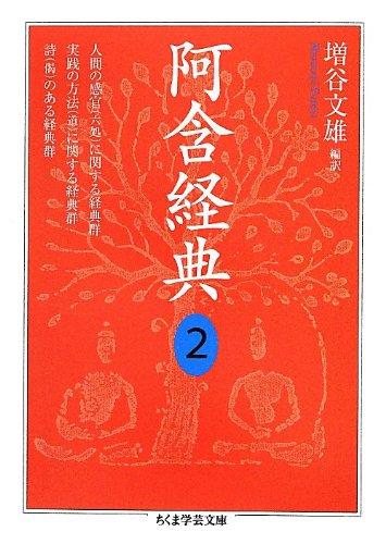 阿含経典〈2〉人間の感官(六処)に関する経典群・実践の方法(道)に関する経典群・詩(偈)のある経典群 (ちくま学芸文庫)の詳細を見る