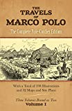 The Travels of Marco Polo: The Complete Yule-Cordier Edition, Vol. I: v. 1 (1903 Of Henry Yule's Annotated Translation,) [Idioma Inglés]