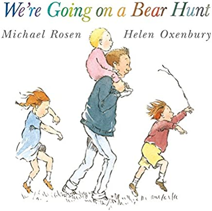 We're Going on a Bear Hunt (CBH Children / Picture Books)