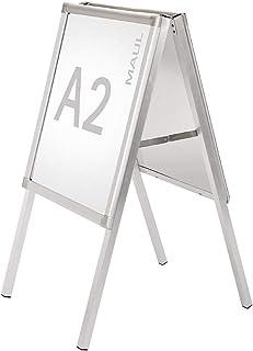 MAUL 66310–08de Trottoir, DIN A0–825x 1.173, 2Cadre pliable