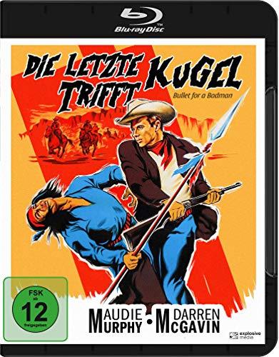 Die letzte Kugel trifft (Bullet for a Badman) [Blu-ray]