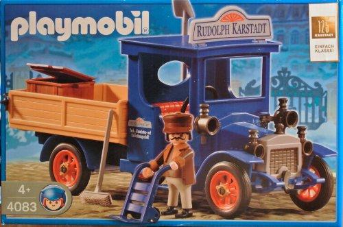 Playmobil 4083 Oldtimer LKW Rudolph Karstadt