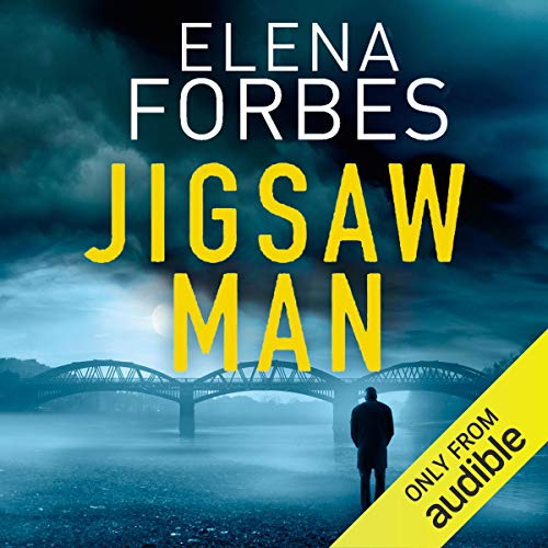 The Jigsaw Man audiobook cover art