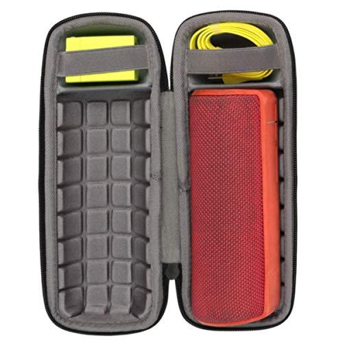 co2CREA EVA Viajar llevar Caja Bolsa Fundas Estuche Bag Case para Ultimate Ears UE Boom 2 Altavoz inalámbrico(Speaker case)