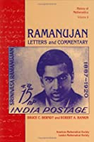 Ramanujan: Letters and Commentary (History of Mathematics)
