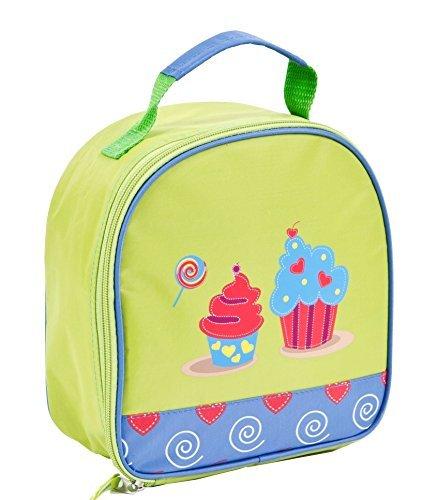 Preisvergleich Produktbild Aquarella Kids Cupcakes Lunchbox,  Green by Aquarella Kids