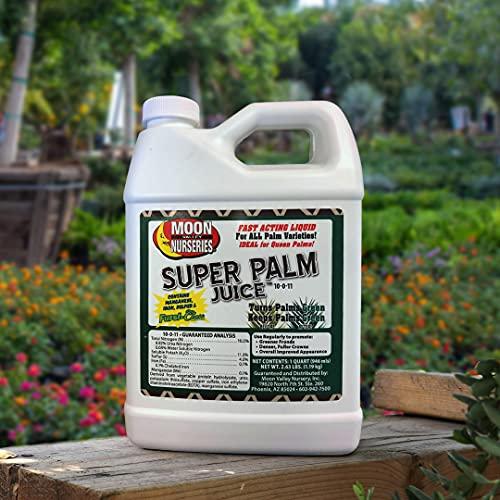 Super Palm Juice - Palm Tree Fertilizer - 1 Quart...