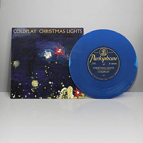 Christmas Lights (Vinyle Bleu)