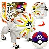 Qwead Anime Pokemon Solgaleo Figura De...