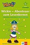 Wickie - Abenteuer zum Lesenlernen: 3 Geschichten in einem Band