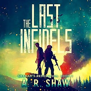 The Last Infidels audiobook cover art