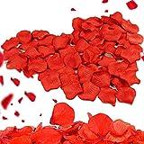 3000 Piezas Pétalos de Rosa,Pétalos de Rosa Artificiales,P