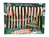 Smarties Candy Canes 'Tis the Season 12 candy canes