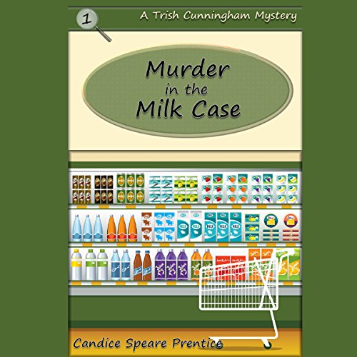 Murder in the Milk Case audiobook cover art