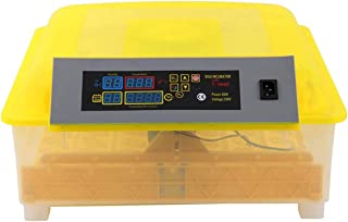 ZCXBHD Egg Hatcher Automatic Turning And Hatching Digital 56 Chicken Hatcher Poultry With Egg Tray Humidity Monitor Farm Home