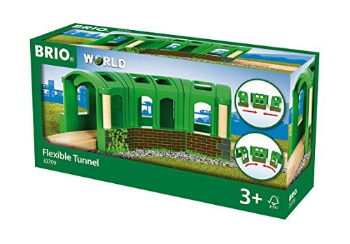 BRIO Bahn 33709 - Flexibler Tunnel