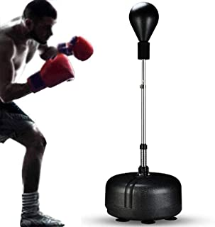 100 cm a 120 cm Tonyko Bolsa de Boxeo Ajustable con Guantes de Boxeo