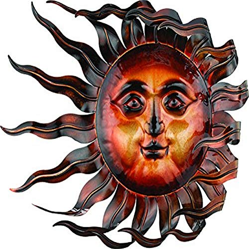 Regal Art & Gift Windswept Sun Wall Decor