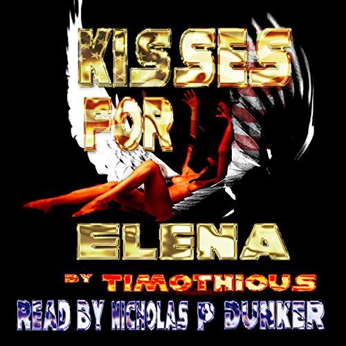 Kisses for Elena audiobook cover art