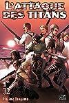 L'Attaque des Titans Edition simple Tome 32