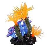 Hztyyier Decoración del Acuario, decoración coralina del Coral Coralino Artificial del Acuario de la decoración para el hogar