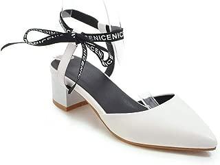 BalaMasa Womens ASL06176 Pu Fashion Sandals