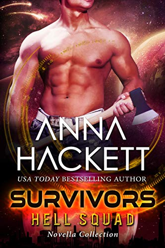 Survivors: Scifi Alien Invasion Romance (Hell Squad Book 19) (English Edition)