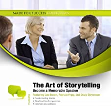 the art of storytelling become a memorable speaker