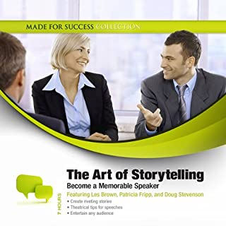 The Art of Storytelling cover art
