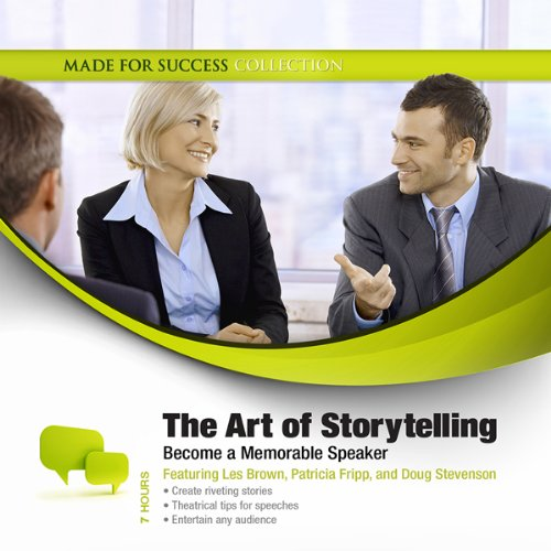 The Art of Storytelling audiobook cover art