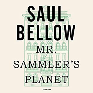 Mr. Sammler's Planet cover art