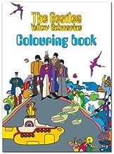 The Beatles Colouring Book - Yellow Submarine Sgt Pepper Lennon Ringo Mcartney