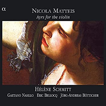 Matteis: Ayrs for the Violin