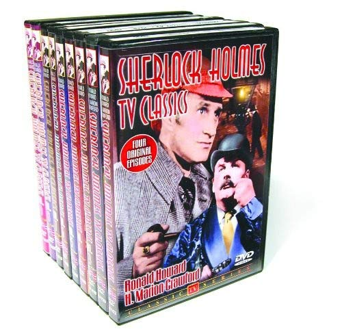 TV Classics (9 DVDs) [RC 1]
