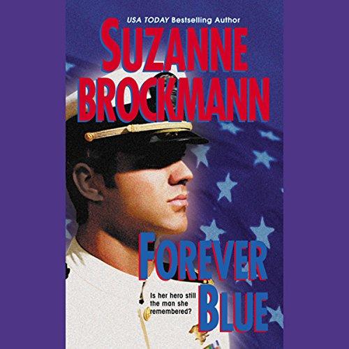 Forever Blue audiobook cover art