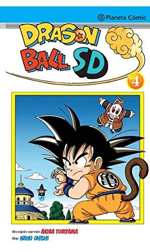 Dragon Ball SD nº 04 (Manga Shonen)