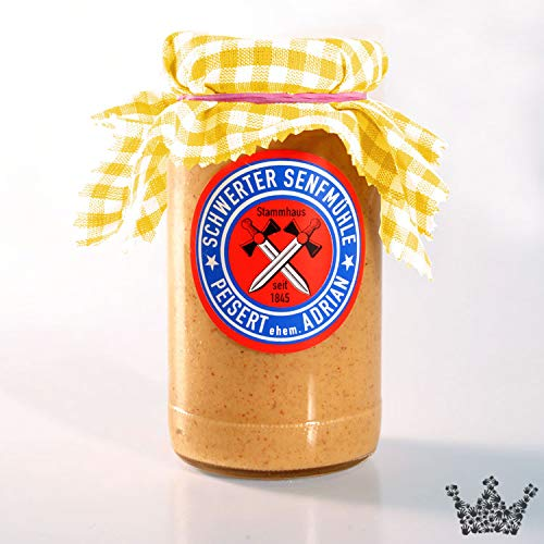 Honig Chili Senf, 185ml - Bremer Gewürzhandel