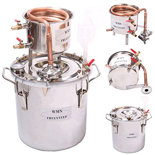 WMN_TRULYSTEP MSC - Destilador de agua para alcohol (alcohol