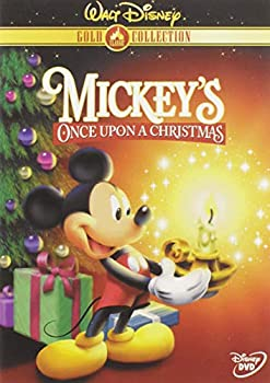 Mickey s Once Upon A Christmas  Disney Gold Classic Collection