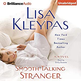 Smooth Talking Stranger audiobook cover art