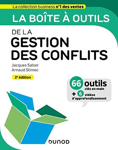 La boîte à outils de la Gestion des conflits (BàO La Boîte à Outils) (French Edition)
