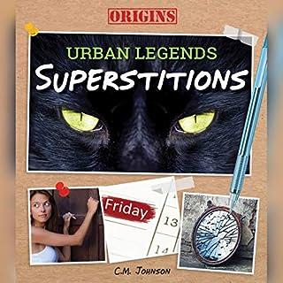 Superstitions (Origins: Urban Legends) cover art