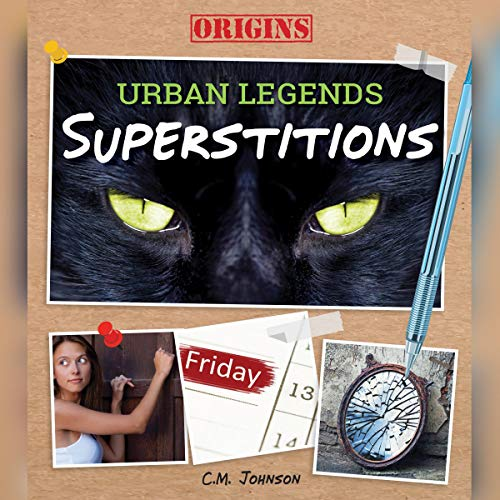 Superstitions (Origins: Urban Legends) cover art
