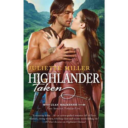 Highlander Taken cover art