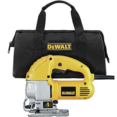 DEWALT DW317KR 5.5 Amp Top Handle Jig Saw Kit (Renewed)