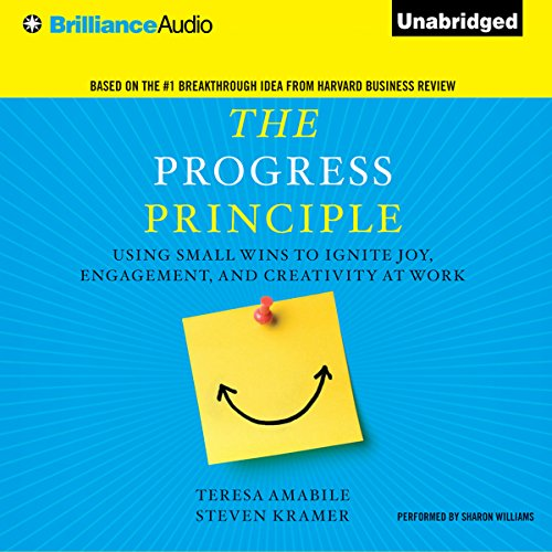 The Progress Principle cover art
