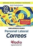 Personal Laboral. Correos. Simulacros de examen: Sociedad Estatal Correos y Telégrafos