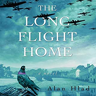 The Long Flight Home audiobook cover art