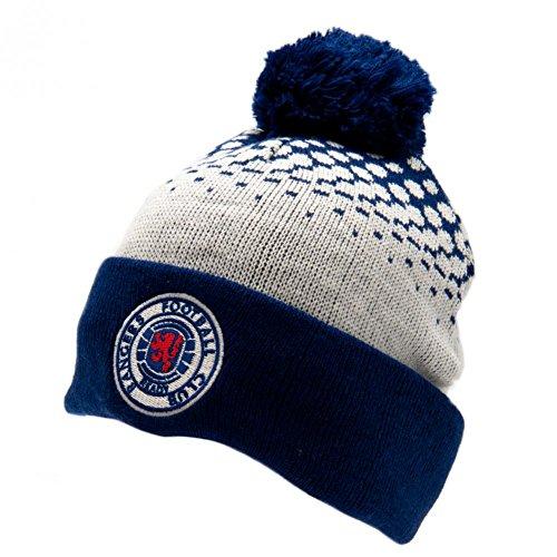 Rangers F.C. Ski Hat FD Official Merchandise