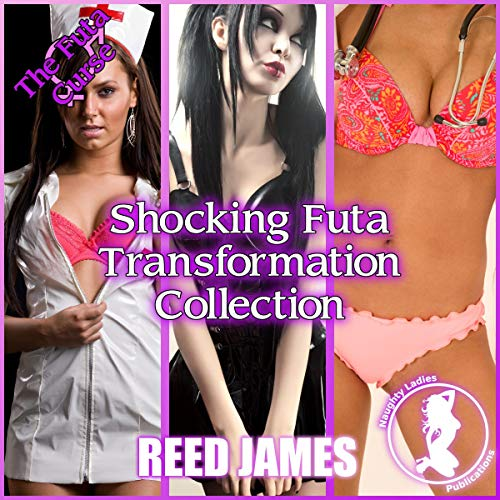 Shocking Futa Transformation Collection cover art